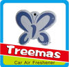 2014 cheap gift to advertising for paper air freshener