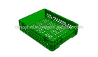 Micro DCH 520 Shallow Plastic Crate / Ventilate Plastic Container