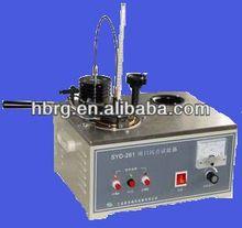 flash point measurement equipment