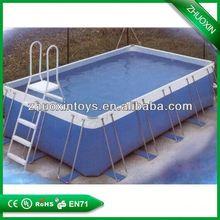 Cheap frame pool,inflatable basketball frame
