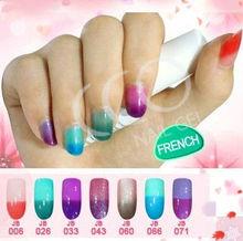 CCO Temperature UV Color Change Nail Gel Polish