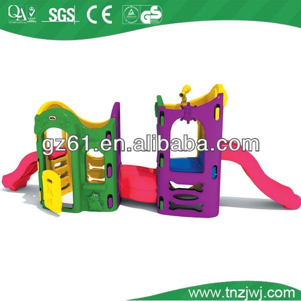 Guangzhou Hot sale outdoor plastic baby swing slide