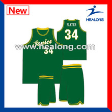 High Quality Sublimation Basketball Wear Wholesale,player shortsleeve basketball jersey,shortsleeve basketball jersey