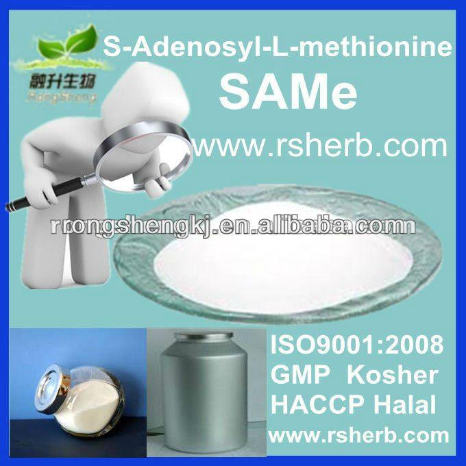 GMP Supply Low Price S-Adenosyl-L-methionine Powder