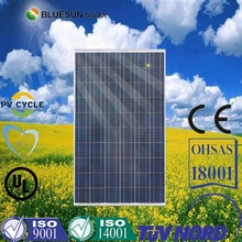 Bluesun top quality poly 25w solar panel in good price solar deep freezer