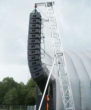 line array tower event equipment