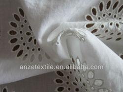 AZ-00517 2014 new design 100% cotton embroidery fabric