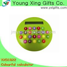 Color mixing mini pocket calculators