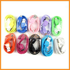 Colorful Micro 5Pin USB Cable for Samsung Mobile Phone GPS MP3 MP4