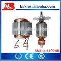 Cortador de mármore curto 110 4100nb makita armadura da ferramenta de poder de peças de reposição, armadura, rotor, estator, starter, bobina de campo