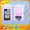 New Arrival Waterproof Pouch/Durable Water Resistant Pouch/Waterproof Pouch for iphone with Earphone