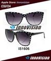 nova moda óculos wayfarer design de óculos de sol