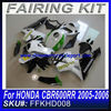 Motorcycle body work For HONDA CBR600RR 05-06 HANNSPREE FAIRING KIT