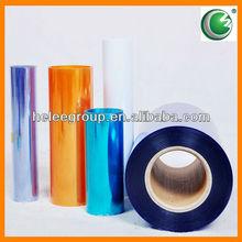 Plastic PVC rigid film for food,medicine package