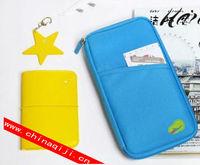 The High Quality Travel Passport Credit ID Card Cash Holder bag in bag Organizer bag