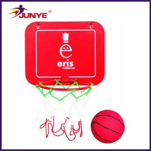 Ningbo junye mini basketball board set ,basketball hoop,ring
