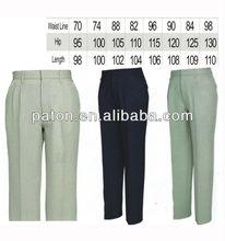 Pantalons vêtements de travail personnalisés, conception de vêtements bs1011-d meilleure qualité, uniforme de travail en usine