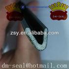 metal door seal/ adhesive rubber seal strip