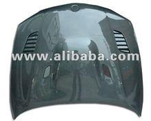 Carbon hood for BMW E82/E87 look M3 GTR