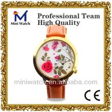 2014 china luxury fashion popular lady western kid roles japan movt custom quartz women watches