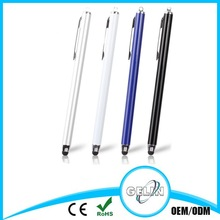 New Arrival soft silicone touch pen stylus pen for ipad