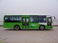 Dongfeng 7.2m nuevo autobús de la ciudad para la venta