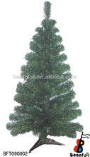 2014 Fashion PVC Christmas Tree Promotion Slim Christmas Trees