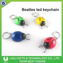 plastic promotion custom key rings wholesale