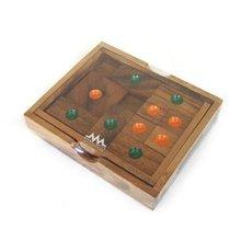 Wooden Games (Solve the Khun Phean Escape)
