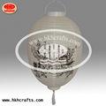 japonês lâmpada decorativa de suspensão acordo com papel artesanal lanterna para o casamento decoração de festa