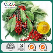 Schisandra P.E. Schisandra Chinensis Baill.Schisandrins schisandra extract