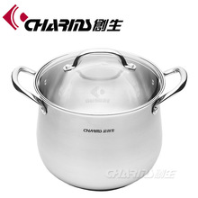 2013 New High Quality stainless steel hot pot casserole