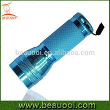 HOT! Economic Glows Aluminum Glow LED Flashlight 16LED