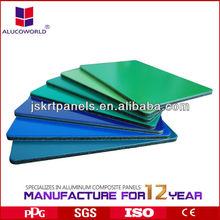 Popular building material perforated metal sheet cladding