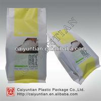 Custom pringting Plastic Rice bag