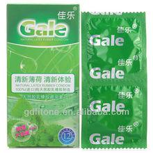 Latex rubber male condom best quality condom exotic condom