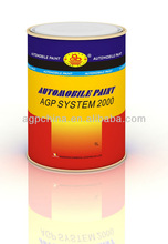 High-Quality Car Body Filler for Car Paint