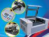 Coated Metals Laser Engraving Service Machine