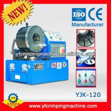 YJK120 Mini Hydraulic Hose Crimping Machine