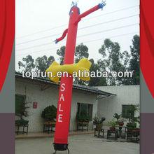cheap inflatable advertising air dancer