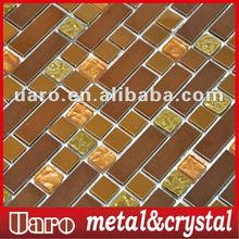 metal blend strip mosaic ,metal blend mosaic, mosaic blend