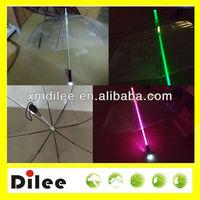 transparent bubble led light umbrella for christmas