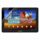 For Samsung galaxy tab 2 screen protector oem/odm (High Clear)