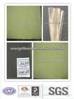 Woven&nonwoven glassfiber felt filter fabric