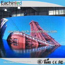 Factory price HD P6 indoor rental led display Professional manufacturer