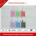 19 teclas do teclado numérico teclas de função