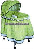 Baby cradle insepection