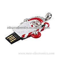 Christmas hot sales USB 2.0, bulk 8gb usb flash drive cheap for sample offer
