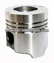 Truck engine spare parts Komatsu cast iron piston