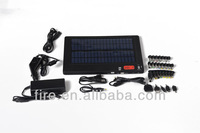 Portable High Quality solar panel Battery charger 5.5v